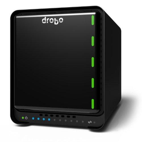 Drobo 5D 5-Bay Storage Gehäuse DRDR5A31, 2 x Thunderbolt/...