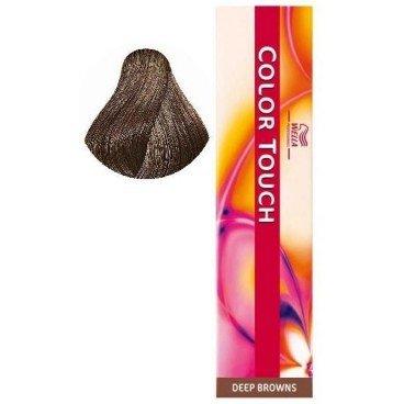 Wella Color Touch Rich Naturals 6/3 dunkelblond gold 60 ml Intensivtönung für besonders gleichmäßige & intensive