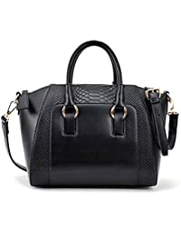F9Q Nouveau Korean Style Lady PU Cuir Tote Sac à Main Business Messager Shoulder Bag livré avec suivi nombre et un cadeau gratuit