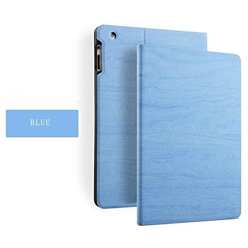 Stehen Baum Ein Mann (ifrees ar17032913 Tablet-Schutzhülle, Apple iPad 4, blau)