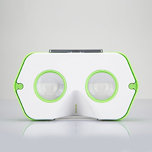 I AM Cardboard DSCVR-Green Virtual Reality-Viewer grün