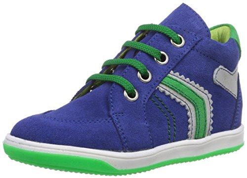 Däumling Eddie Bebé Sapatos Walker Azul (lake43 Turino)