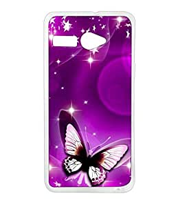 LAVA IRIS ATOM 2X SILICON BACK COVER BY instyler