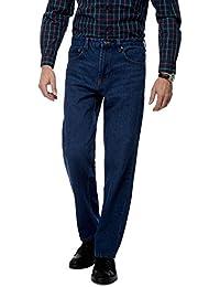 6e2bc1e1cd6 Debenhams Maine England Men Blue Mid Wash Regular Fit Jeans