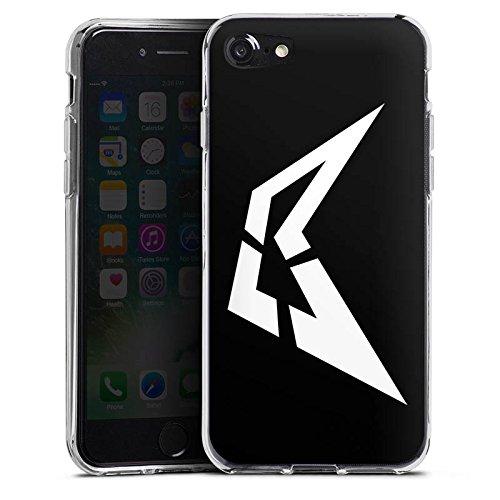 Apple iPhone X Silikon Hülle Case Schutzhülle Visca Barca Fanartikel Merchandise Beast Silikon Case transparent