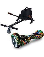 Skateflash Pack Hoverboard K6+Skater + HOVERKART