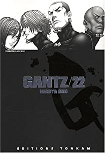 Gantz Edition simple Tome 22