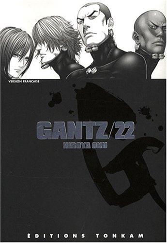 Gantz Vol.22 par OKU Hiroya