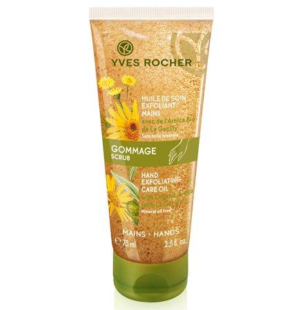 Yves Rocher- Pflanzliches Pflege-Peeling für die Hände: Schön gepflegt im Handumdrehen