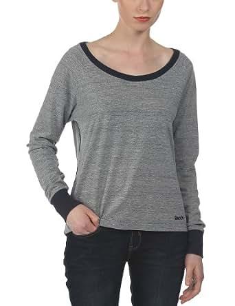 Bench Damen Sweatshirt Sweatshirt Achers blau (Total Eclipse) X-Small