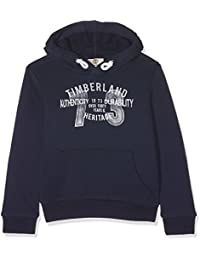 Timberland Boy's Sweat a capuche Sweatshirt