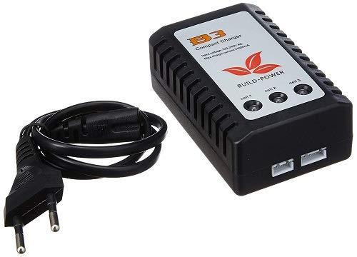 REES52 LiPo_2200 Robokart Balance Charger for 7.4V-11.1V Li-Po Battery