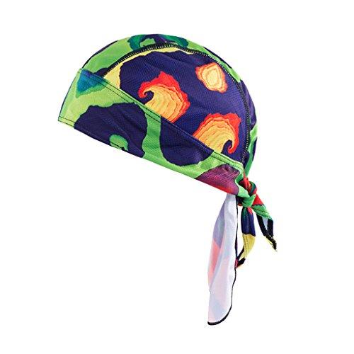Homyl bandana berretto sportivo unisex protezione testa da sole uv moto bici - eo05