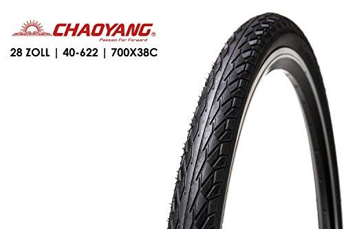 "28\"" Zoll Fahrrad Reifen Pannenschutz 28x1 5/8 x 1 1/2 Decke 40x622 Mantel Tire City Trekking Bike"
