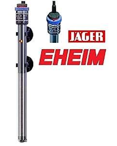Eheim Jager 50W - Chauffage submersible avec thermostat pour aquarium de 25 à 60L