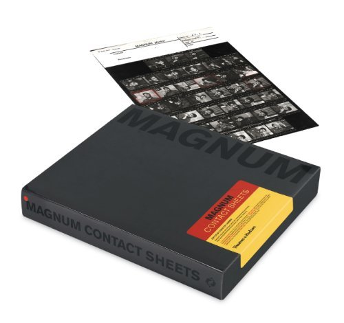 Magnum Contact Sheets: Werner Bischof, Courtyard of the Meiji Temple, 1951 (Collector's Edition) by Kristen Lubben (2011-10-31)