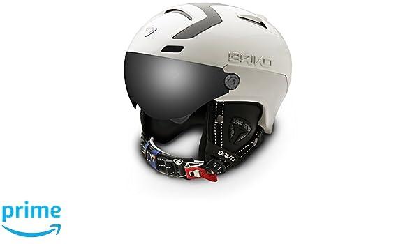 9d8d9edcaeb3 Briko Stromboli 1 Visor - Unisex Ski Helmet