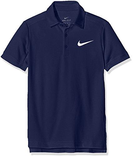 Nike B Dry Polo de Tennis, Enfants