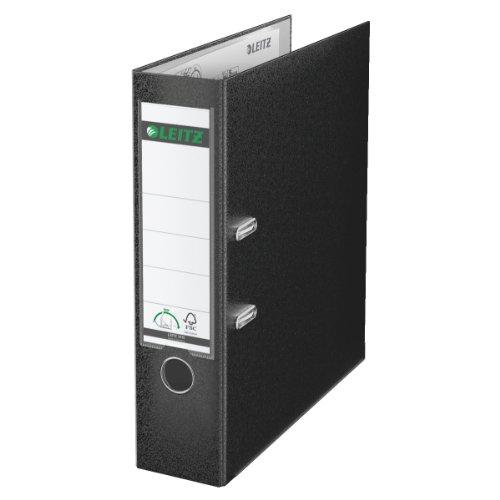 leitz-raccoglitore-con-meccanismo-a-leva-plastica-formato-a4-dorso-8-cm-nero-10105095