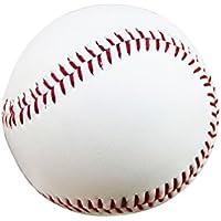 LEORX sur pvc souple pratique Formation Balle pour les étudiants et les débutants–Lot de 2(Blanc)