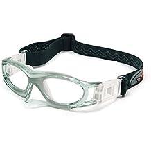 EnzoDate Flexible niños baloncesto gafas para los niños las niñas, los niños Deportes Fútbol gafas