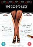Secretary [2002] (James Spader, Maggie Gyllenhaal) [Reino Unido] [DVD]