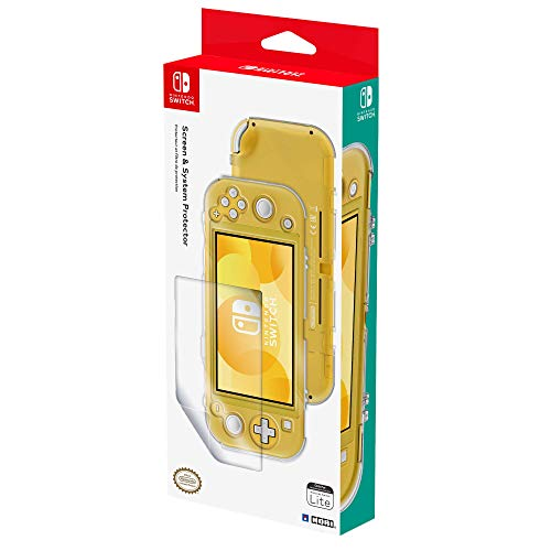 Hori - Kit de protección (Nintendo Switch Lite)