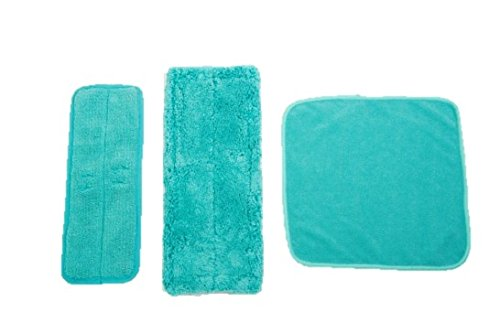 Best of tv clean04 - mop accessories (mop head, turquoise)