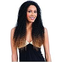 De la venda - FreeTress igualdad de chica valientes cuidado de la peluca tapa llena