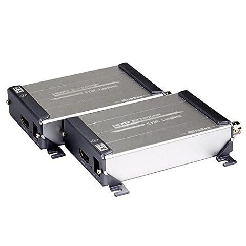 RAN HDMI Extender TV Kabel BNC Stecker HD Video 1080P Verlustfrei 120 Meter