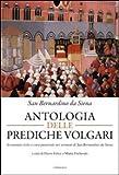 Image de Antologia delle prediche volgari. Economia civile e cura pastorale nelle prediche di san B