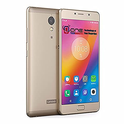 Lenovo Vibe P2 Dual SIM Smartphone 5,5 Zoll 4 GB RAM 64 GB 4 g LTE 5100mAh _Gold 6.0 Android ROM