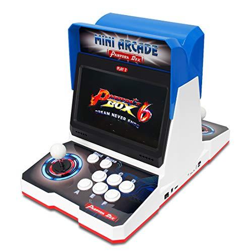 WISAMIC Real Pandora's Box 6 Spielkonsole Arcade Konsole Home Arcade Joystick Spiele Game