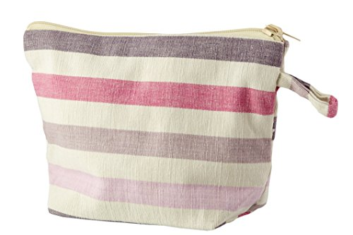 Jute & Co Trousse à Maquillage, Multicolore (Multicolore) - BOR501