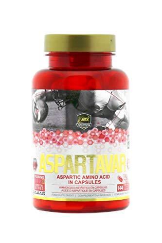 Aspartavar - Aminoacido Ácido D-Aspártico en Cápsulas