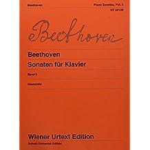 Sonaten 3 (Opus 78-111) Piano (Wiener Urtext)