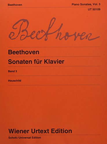 Piano Sonatas Op 78 Op 111 Vol 3