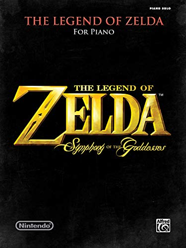 The Legend of Zelda for Piano: Symphony of the Goddesses (Piano Solo)