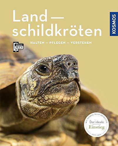 Landschildkröten: halten, pflegen, verstehen (Mein Tier) -