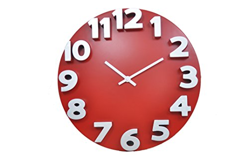 Basement Bazaar 3D Wall Clock (Brown)
