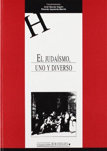 El Judaísmo, uno y diverso (HUMANIDADES)
