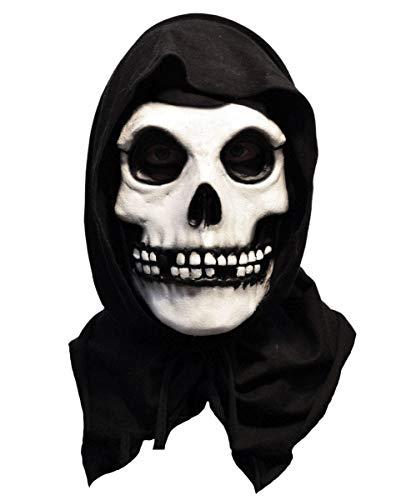 Horror-Shop Misfits - The Fiend Kapuzen Maske für Halloween