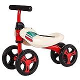 K-G Vélo Enfants Solde Bébé Vélo Non Pédale D'auto for Bébé Tour sur Le Jouet for 1-3 Ans Enfants Walker Âge 12-36 Mois ( Color : Red )