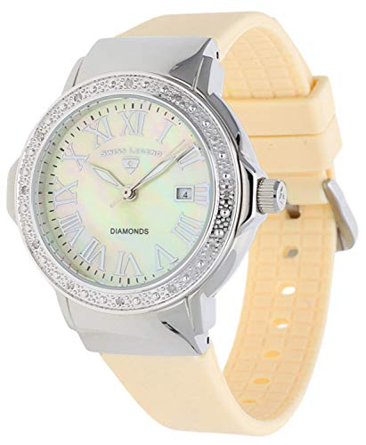 Swiss Legend orologio donna beige South Beach sl-20032d-016-bg