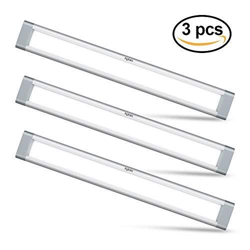 Aglaia, kit di 3 luci a LED sottopensili da 3 W, barre ultra sottili ...