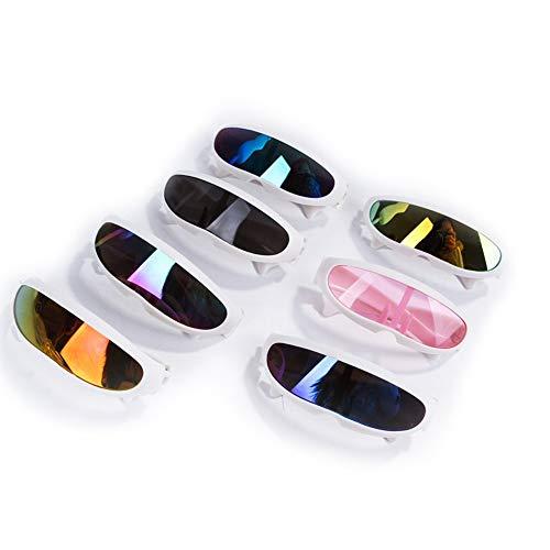 Etophigh Pet Cat Dog Sunglasses Portable Dog Glasses for Camping Dog Eye Protector Pet Sunglasses for Medium Dogs UV Resistant Dog Glasses
