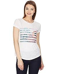 Aeropostale Women's Graphic Print T-Shirt