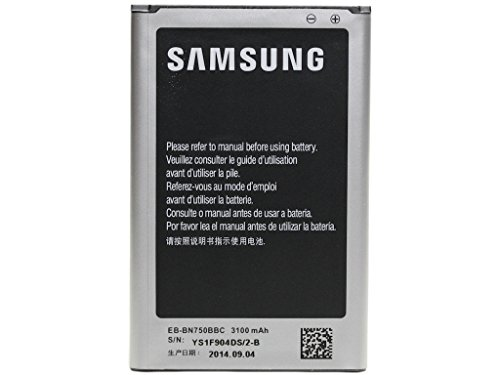 Samsung Batteria Originale EB-Ion BN750BBE Galaxy Note 3 Neo