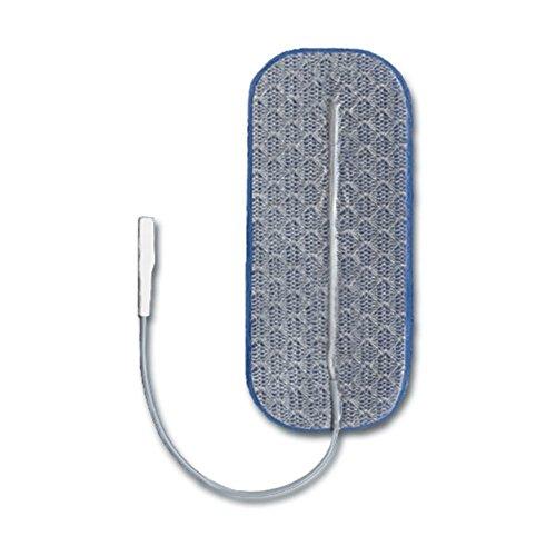 Elektrode Pals Platinum blau 4x 9cm Rechteck 4Stück -