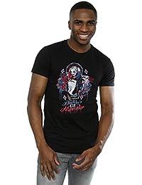 Suicide Squad Camiseta Modelo Harley Quinn con Bate para Hombre 1X5YOzFqI